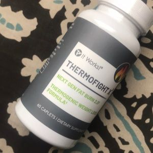 It works! Thermofight fat burners